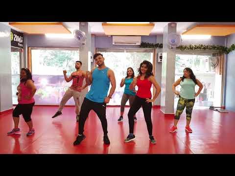 ZUMBA  choreography(Smita-Mahi Ve )...by SFC  new mumbai