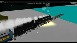 ROBLOX Polar Express Movie Part 1.