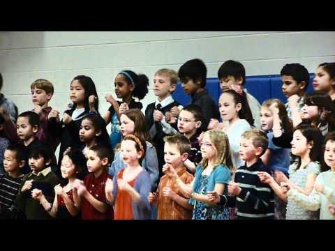 Alex's concert at Brimhall Elementary School