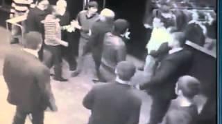 борец воткнул охраника в клубе