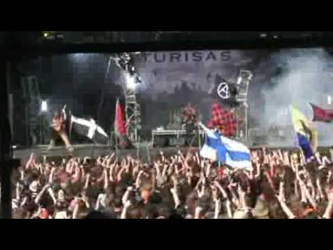 TURISAS PT TWO BLOODSTOCK OPEN AIR 2009
