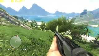 Far Cry 3 gameplay - GTX 760 - Ultra settings - part 3
