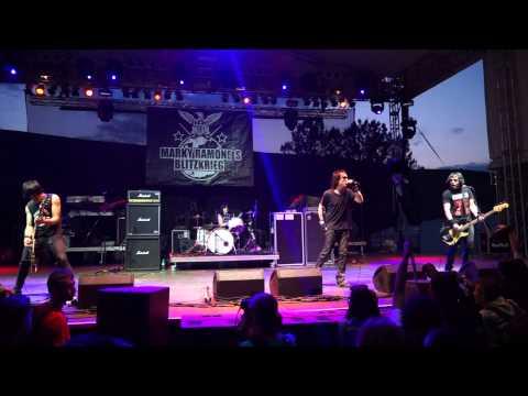 Marky Ramone's Blitzkrieg - live @ Peninsula 2013