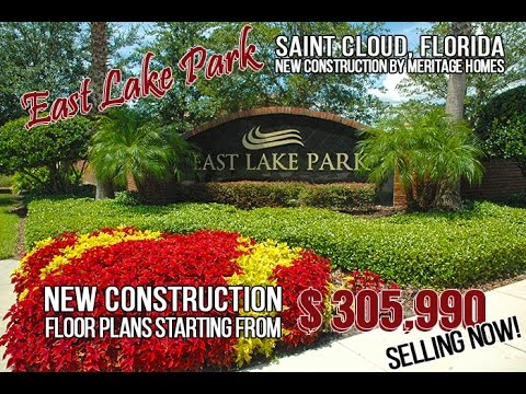 new construction homes for sale in east lake park saint