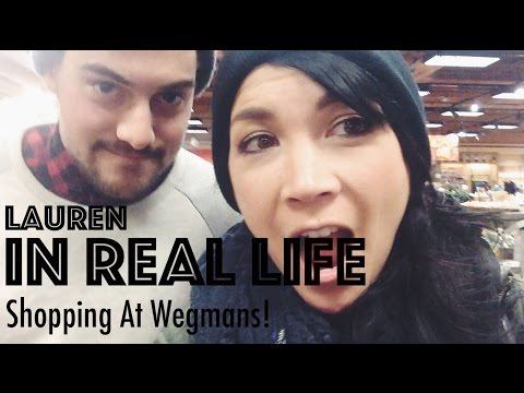 SHOPPING AT WEGMANS | Lauren In Real Life