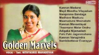 CARNATIC VOCAL | GOLDEN MARVELS | S. NITHYASREE MAHADEVAN | JUKEBOX