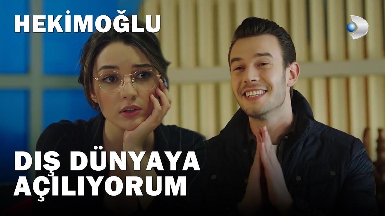 Emre'den Zeynep'e Aşk Misillemesi | Hekimoğlu Özel Sahneler