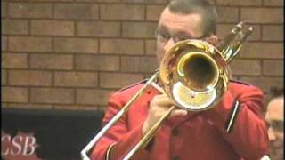 Cossack Fire Dance - The Canadian Staff Band - Stafaband