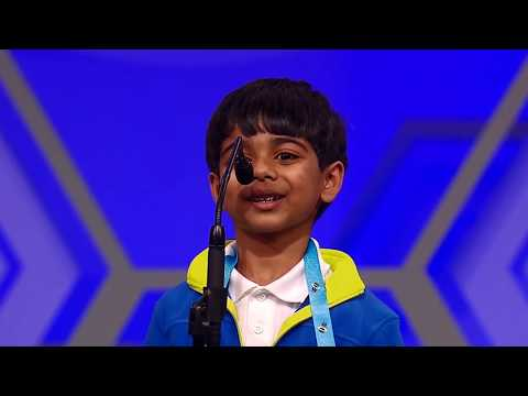 Best of the Scripps National Spelling Bee