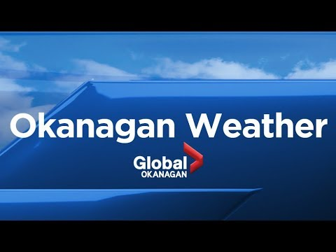 Global Okanagan Weather Forecast (April 18, 2017)