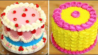 Amazing Cake Decorating Ideas | DIY Creative Cake Tutorials by Cakes StepbyStep