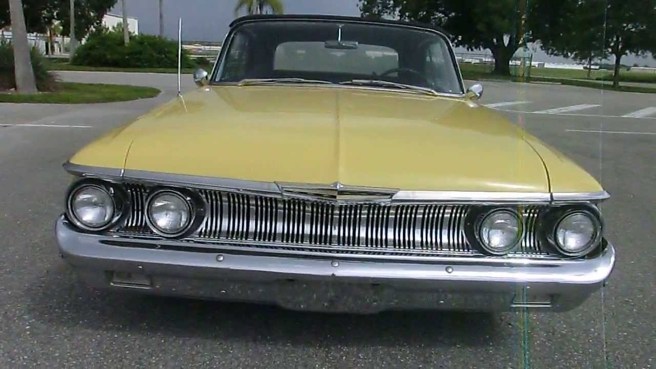1961 Ford Mercury Monterey , Oldtimer , Classic Car , FOR SALE