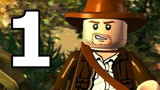 Lego Indiana Jones The Original Adventures Walkthrough Part 1 - No Commentary Playthrough (PC)