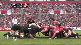 Japan scrum 2012 vs Japan scrum 2013