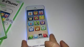Y-Phone touch screen