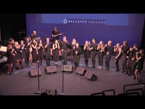 Seattle Academy Onions perform at the 2017 Pacific Jazz Fest