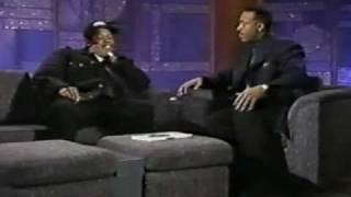 "Dr. Dre Nuthin But A ""G"" Thang Arsenio 1993"