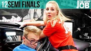 Semi-Finals - Double Troubles - The Wrap Job ep12