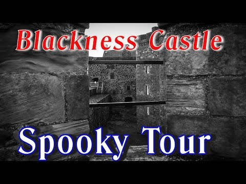 Paranormal Activity of Blackness Castle | (New) 2017 Visit