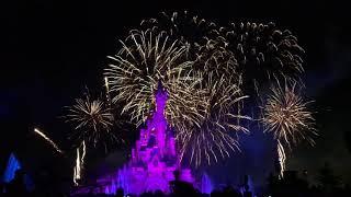 Le Feu d'artifice du nouvel an - Disneyland Paris 2018