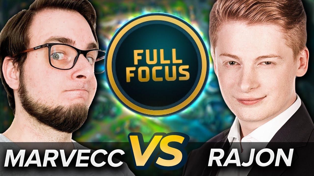 Marvecc vs Rajon - kto wie więcej o League of Legends?