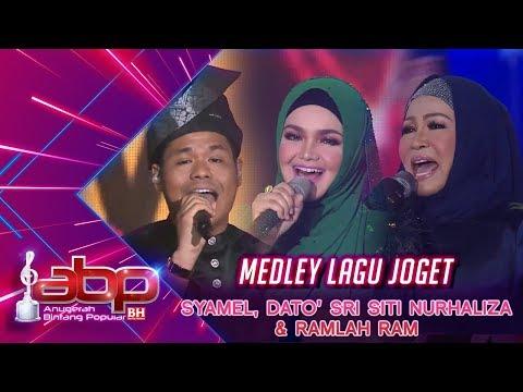 Syamel, Dato' Sri Siti Nurhaliza & Ramlah Ram - Medley Lagu Joget   #ABPBH31