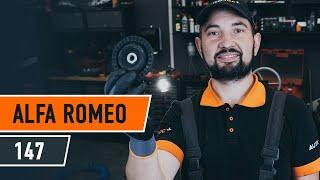Kako zamenjati ležaj amortizerja na ALFA ROMEO 147 (937) [VIDEO VODNIK AUTODOC]