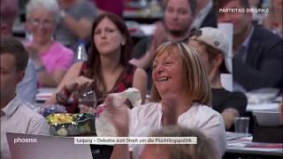 Parteitag Die Linke: Rede von Sahra Wagenknecht mit anschließender Aussprache vom 10.06.18 - Teil 2