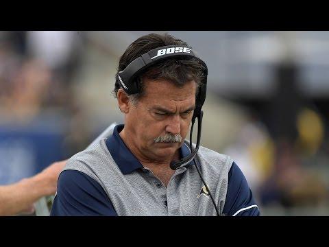 NFL Monday QB: Rams Fire Jeff Fisher