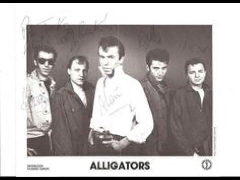 Les Alligators - Wild Blue Cat (Harmony-Big Beat Records France 1979/80)
