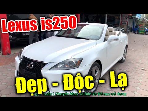 Em Đẹp Số 2 Thì Ai Dám Nhận Số 1 - Lexus is250 coupe 2011 Mui Trần | Chợ Ô Tô Cũ Giá Rẻ
