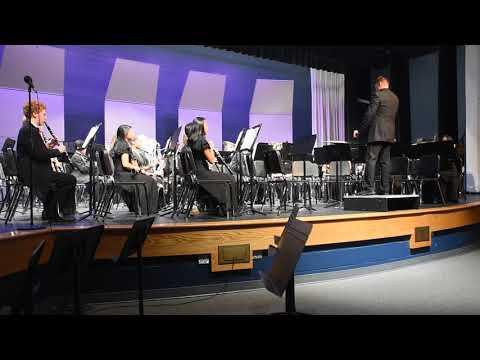Cluster Concert : HHS Wind Ensemble :John Williams In Concert