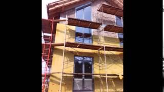 Утепление фасада декор Шуба Новая рига(, 2014-12-05T05:43:00.000Z)