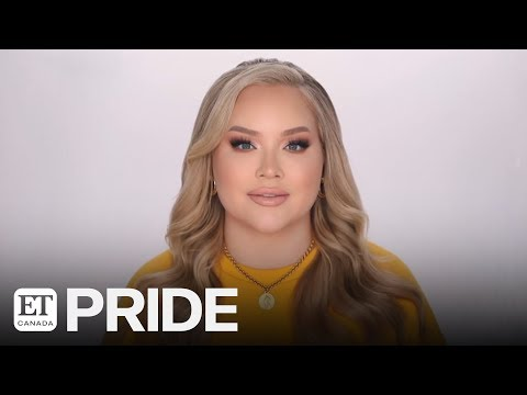 Celebs React To NikkieTutorials Coming Out As Transgender | ET CANADA PRIDE