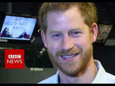 Prince Harry: Will Obama get invite to Harry's wedding? - BBC News