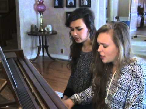 Say Something by A Great Big World cover by Rachel and Emily