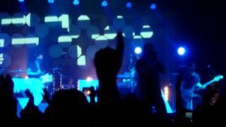 Rea Garvey - Can't Stand The Silence (Clip) - Erfurt Stadtgarten 19.03.2012