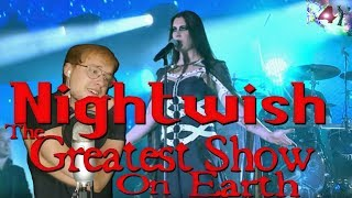 Nightwish - The Greatest Show on Earth (live) reaction