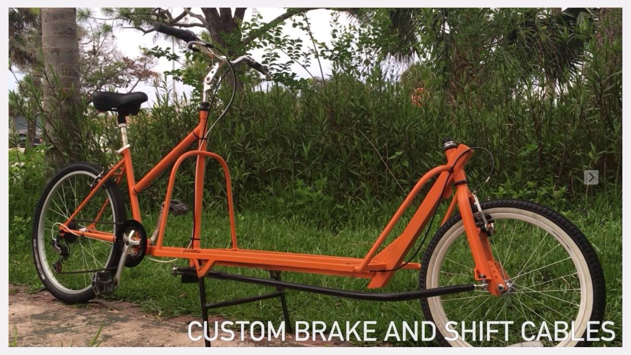 Beiwagen fahrrad bauen mit selber Beiwagen