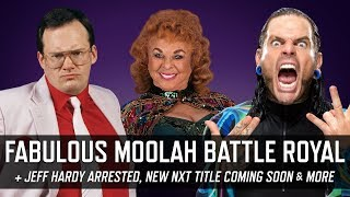 Fabulous Moolah Battle Royal, NXT North American Championship & More (Smack Talk 328 Hot Tags)