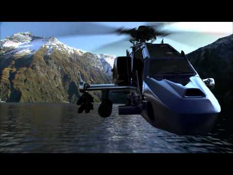 3D Transform FX Helicopter 71 Sound lossless  H264 HD 1920x1080 True Sound