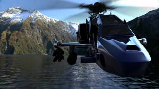 3D Transform FX Helicopter 7.1 Sound lossless - H.264 HD 1920x1080 True Sound