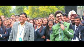 Tashan Da Peg at Chandigarh Group of Colleges, Jhanjeri | 9X Tashan
