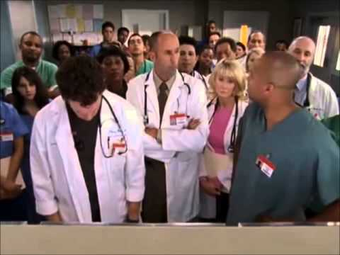 [ Scrubs ] De-bulbing A Patient's Keister! (Part 1)