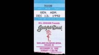 Grateful Dead - Here Comes Sunshine 12-13-92
