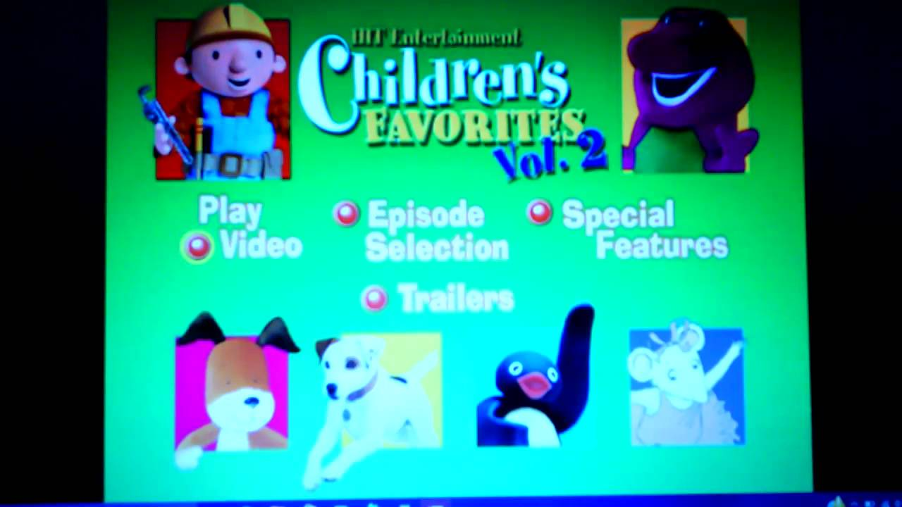 The gallery for --> Hit Entertainment Childrens Favorites