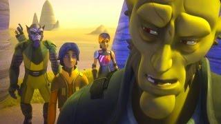 Звёздные войны. Повстанцы - Решимость повстанца - Сезон 1, Серия 14