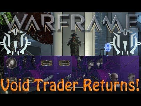 Warframe - Void Traders Returned! 103rd Rotation thumbnail