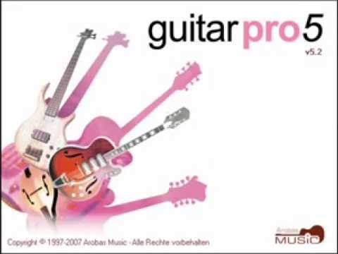 Guitar Pro 5.2 - Hiding of the End