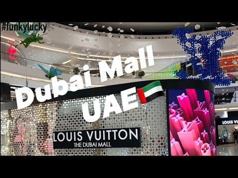 DUBAI, One day in DUBAI MALL 2020 (HD). Дубай Молл самый большой торговый центр в мире! Да или нет?)